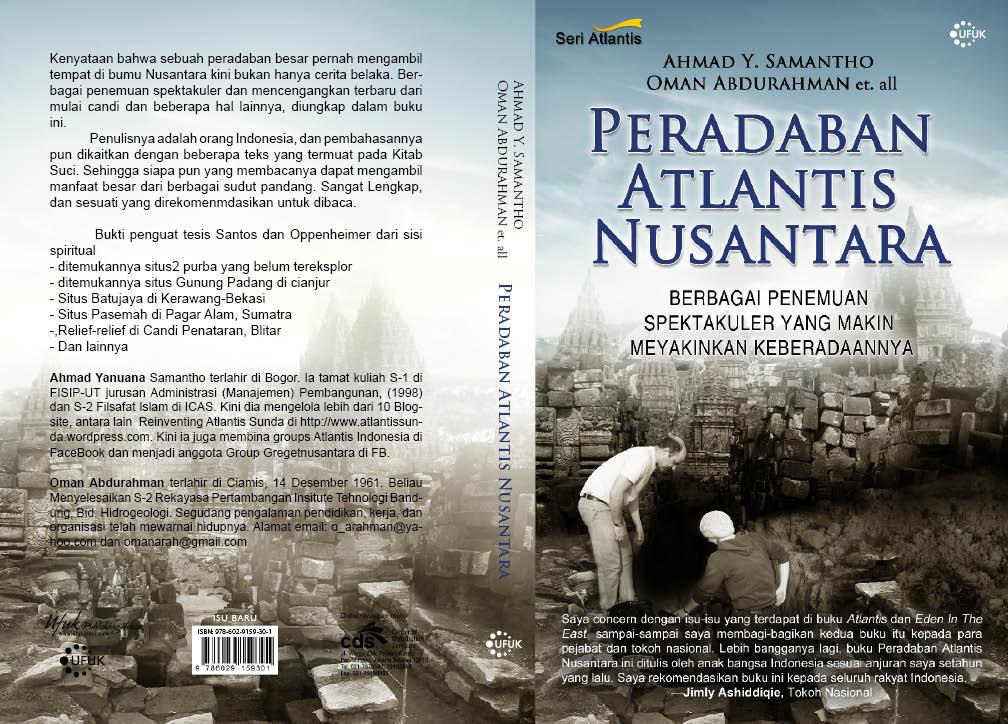 Ebook Peradaban Atlantis Nusantara
