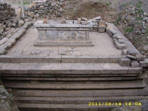 Temuan baru Situs Candi  Liyangan Batu Jaya Karawang