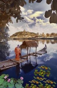 ANCIENT LOTUS LAKE OF BOROBUDUR, ARTICHLES