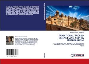 Cover Buku Sacred Science and Sophia Perennilaism