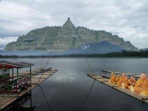 Misteri Danau Purba Borobudur Yang Belum Terungkap