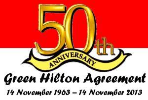 50Th Green Hilton Agreement (2)