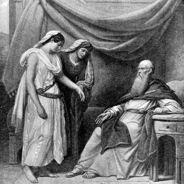 Abraham, Sarah Hagar