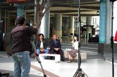 Interview Diskusi Buku Peradaban Atlantis di TV One, 2012