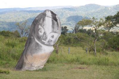 Bada Valley Megalithic Stones: Palindo