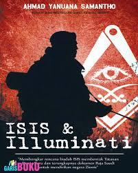 Cover Buku ISIS dan Illuminati ed baru