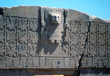 Gate of the Sun, Bolivia