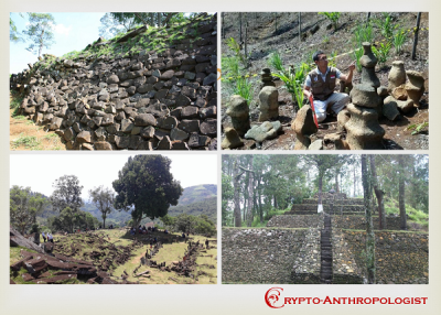 Nation of Columnar Joints - Megalithic Builders in Indonesia