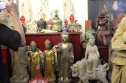 Berbagai benda berharga tinggalan Prabu Siliwangi Raja Pakuan Pajajaran, kembali ke IIbukotanya di Bogor.