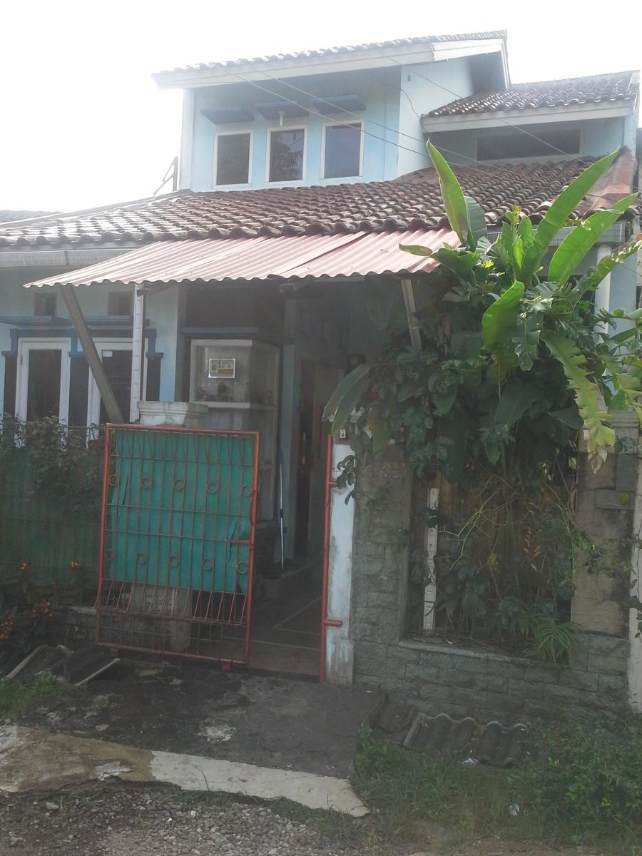 Jual Segera Rumah 2 lantai, di  Griya Kalisuren Kabupaten Bogor, Jawa Barat  Rp 500 juta