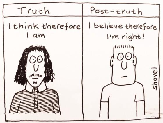 Hasil gambar untuk post truth