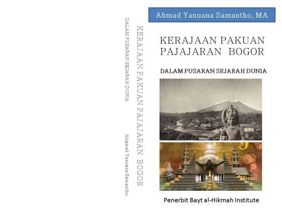 Draft Cover Buku KERAJAAN PAKUAN PAJAJARAN BOGOR